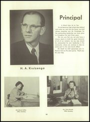 Page 14, 1960 Edition, Muskegon Heights High School - Oaks Yearbook (Muskegon Heights, MI) online yearbook collection