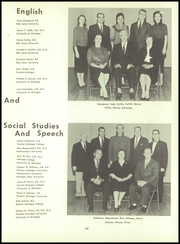 Page 15, 1960 Edition, Muskegon Heights High School - Oaks Yearbook (Muskegon Heights, MI) online yearbook collection