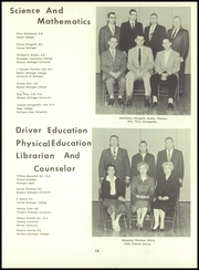 Page 17, 1960 Edition, Muskegon Heights High School - Oaks Yearbook (Muskegon Heights, MI) online yearbook collection