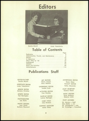 Page 6, 1960 Edition, Muskegon Heights High School - Oaks Yearbook (Muskegon Heights, MI) online yearbook collection