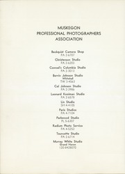 Page 128, 1962 Edition, Muskegon Heights High School - Oaks Yearbook (Muskegon Heights, MI) online yearbook collection