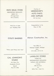 Page 133, 1962 Edition, Muskegon Heights High School - Oaks Yearbook (Muskegon Heights, MI) online yearbook collection