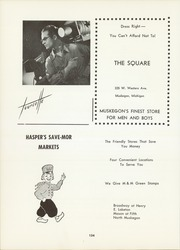 Page 138, 1962 Edition, Muskegon Heights High School - Oaks Yearbook (Muskegon Heights, MI) online yearbook collection