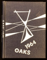 1964 Edition, Muskegon Heights High School - Oaks Yearbook (Muskegon Heights, MI)