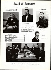 Page 12, 1964 Edition, Muskegon Heights High School - Oaks Yearbook (Muskegon Heights, MI) online yearbook collection