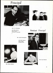 Page 13, 1964 Edition, Muskegon Heights High School - Oaks Yearbook (Muskegon Heights, MI) online yearbook collection