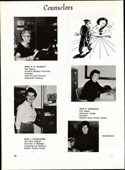 Page 14, 1964 Edition, Muskegon Heights High School - Oaks Yearbook (Muskegon Heights, MI) online yearbook collection