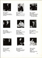 Page 15, 1964 Edition, Muskegon Heights High School - Oaks Yearbook (Muskegon Heights, MI) online yearbook collection