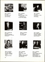 Page 16, 1964 Edition, Muskegon Heights High School - Oaks Yearbook (Muskegon Heights, MI) online yearbook collection