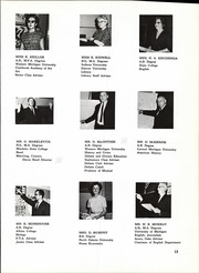 Page 17, 1964 Edition, Muskegon Heights High School - Oaks Yearbook (Muskegon Heights, MI) online yearbook collection