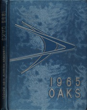 1965 Edition, Muskegon Heights High School - Oaks Yearbook (Muskegon Heights, MI)