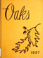 1967 Edition, Muskegon Heights High School - Oaks Yearbook (Muskegon Heights, MI)