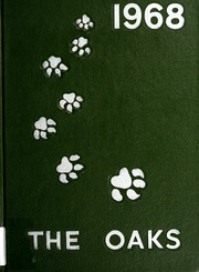 1968 Edition, Muskegon Heights High School - Oaks Yearbook (Muskegon Heights, MI)