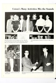 Page 10, 1970 Edition, Union High School - Ohianian Yearbook (College Corner, OH) online yearbook collection
