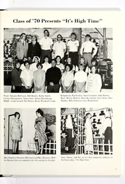 Page 15, 1970 Edition, Union High School - Ohianian Yearbook (College Corner, OH) online yearbook collection