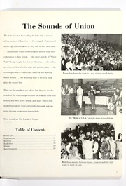 Page 7, 1970 Edition, Union High School - Ohianian Yearbook (College Corner, OH) online yearbook collection