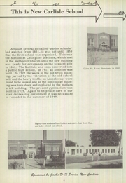 Page 10, 1953 Edition, New Carlisle High School - Olive Branch Yearbook (New Carlisle, IN) online yearbook collection