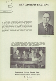 Page 11, 1953 Edition, New Carlisle High School - Olive Branch Yearbook (New Carlisle, IN) online yearbook collection