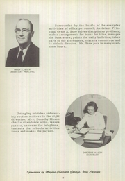 Page 12, 1953 Edition, New Carlisle High School - Olive Branch Yearbook (New Carlisle, IN) online yearbook collection