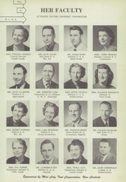 Page 13, 1953 Edition, New Carlisle High School - Olive Branch Yearbook (New Carlisle, IN) online yearbook collection