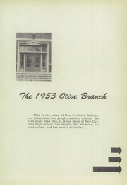 Page 5, 1953 Edition, New Carlisle High School - Olive Branch Yearbook (New Carlisle, IN) online yearbook collection