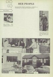 Page 9, 1953 Edition, New Carlisle High School - Olive Branch Yearbook (New Carlisle, IN) online yearbook collection