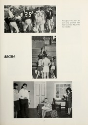 Page 11, 1967 Edition, New Carlisle High School - Olive Branch Yearbook (New Carlisle, IN) online yearbook collection