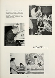 Page 15, 1967 Edition, New Carlisle High School - Olive Branch Yearbook (New Carlisle, IN) online yearbook collection