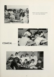 Page 17, 1967 Edition, New Carlisle High School - Olive Branch Yearbook (New Carlisle, IN) online yearbook collection
