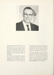 Page 6, 1967 Edition, New Carlisle High School - Olive Branch Yearbook (New Carlisle, IN) online yearbook collection