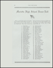 Page 53, 1918 Edition, Marietta High School - Orian Yearbook (Marietta, OH) online yearbook collection