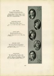 Page 35, 1930 Edition, Marietta High School - Orian Yearbook (Marietta, OH) online yearbook collection