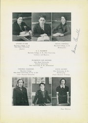 Page 17, 1939 Edition, Marietta High School - Orian Yearbook (Marietta, OH) online yearbook collection