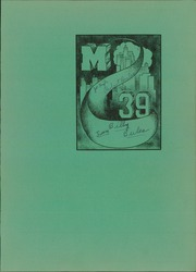 Page 3, 1939 Edition, Marietta High School - Orian Yearbook (Marietta, OH) online yearbook collection