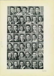 Page 11, 1940 Edition, Marietta High School - Orian Yearbook (Marietta, OH) online yearbook collection