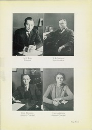 Page 15, 1940 Edition, Marietta High School - Orian Yearbook (Marietta, OH) online yearbook collection