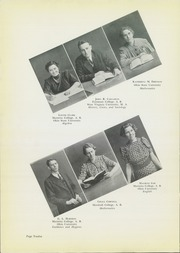 Page 16, 1940 Edition, Marietta High School - Orian Yearbook (Marietta, OH) online yearbook collection