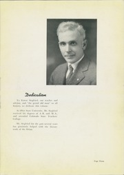 Page 7, 1940 Edition, Marietta High School - Orian Yearbook (Marietta, OH) online yearbook collection
