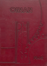 Page 1, 1942 Edition, Marietta High School - Orian Yearbook (Marietta, OH) online yearbook collection