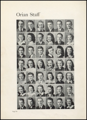 Page 10, 1942 Edition, Marietta High School - Orian Yearbook (Marietta, OH) online yearbook collection