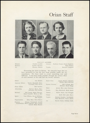 Page 11, 1942 Edition, Marietta High School - Orian Yearbook (Marietta, OH) online yearbook collection