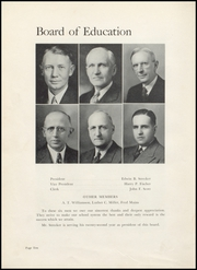 Page 14, 1942 Edition, Marietta High School - Orian Yearbook (Marietta, OH) online yearbook collection