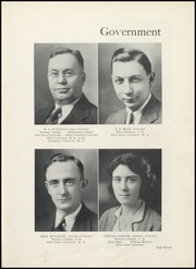 Page 15, 1942 Edition, Marietta High School - Orian Yearbook (Marietta, OH) online yearbook collection