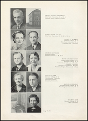 Page 16, 1942 Edition, Marietta High School - Orian Yearbook (Marietta, OH) online yearbook collection