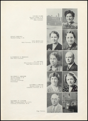 Page 17, 1942 Edition, Marietta High School - Orian Yearbook (Marietta, OH) online yearbook collection