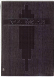 Page 1, 1944 Edition, Marietta High School - Orian Yearbook (Marietta, OH) online yearbook collection