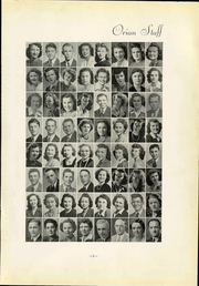 Page 11, 1944 Edition, Marietta High School - Orian Yearbook (Marietta, OH) online yearbook collection