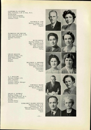 Page 17, 1944 Edition, Marietta High School - Orian Yearbook (Marietta, OH) online yearbook collection