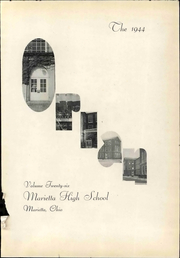 Page 7, 1944 Edition, Marietta High School - Orian Yearbook (Marietta, OH) online yearbook collection