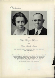 Page 8, 1944 Edition, Marietta High School - Orian Yearbook (Marietta, OH) online yearbook collection